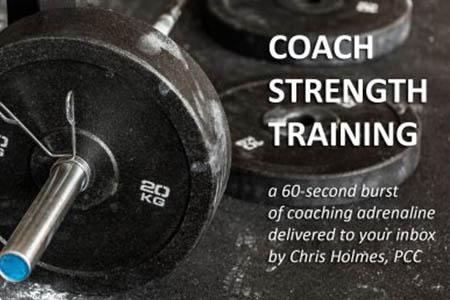 Coach Strength Training